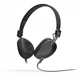 SKULLCANDY Navigator On-Ear w/Mic 3 [S6AVDM-161] - Black/Black - Headphone Portable